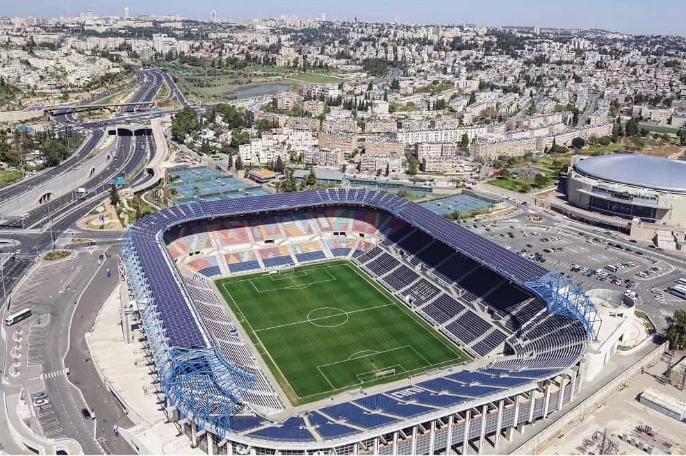 אצטדיון טדי – ירושלים